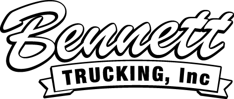 Bennett Trucking Logo